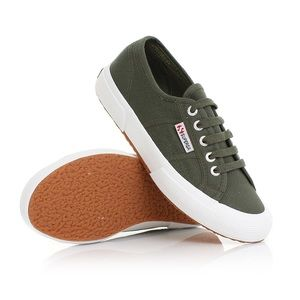 Green Supergas in great condition